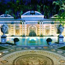 The Villa Casa Casuarina in Miami Beach