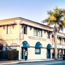 The Waterloo Bay Hotel in Brisbane