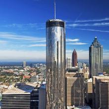 The Westin Peachtree Plaza in Atlanta
