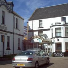 The White Swan Hotel in Chirnside