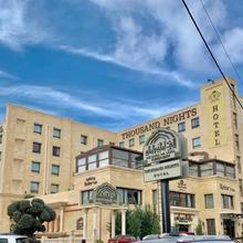 Thousand Nights Hotel in Amman
