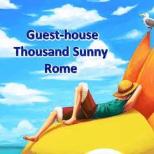 Thousand Sunny in Rome