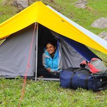 Tirthan Hilltop-great Himalayan National Park in Shoja