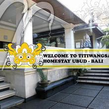 Titiwangsa Homestay in Ubud
