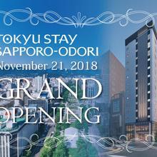 Tokyu Stay Sapporo Odori in Sapporo