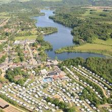 Topcamp Bryrup Aqua Camping in Hampen