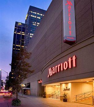 Toronto Marriott Bloor Yorkville in Toronto