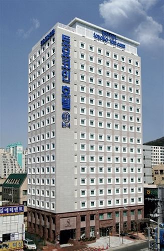 Toyoko Inn Busan Seomyeon in Pusan