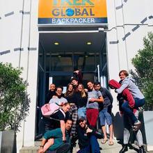 Trek Global Backpackers in Wellington