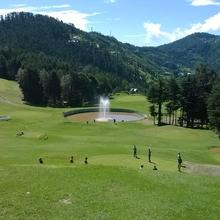 Trimurti Pine Valley Resort in Sojha