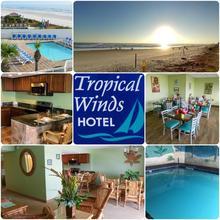 Tropical Winds Resort Hotel in Daytona Beach