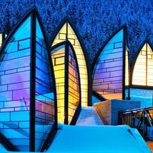Tschuggen Grand Hotel - The Leading Hotels Of The World in Davos