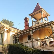Turret House in Launceston