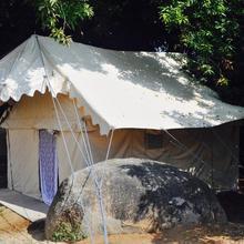 Tutti Hampi Tents & Cafe in Hampi