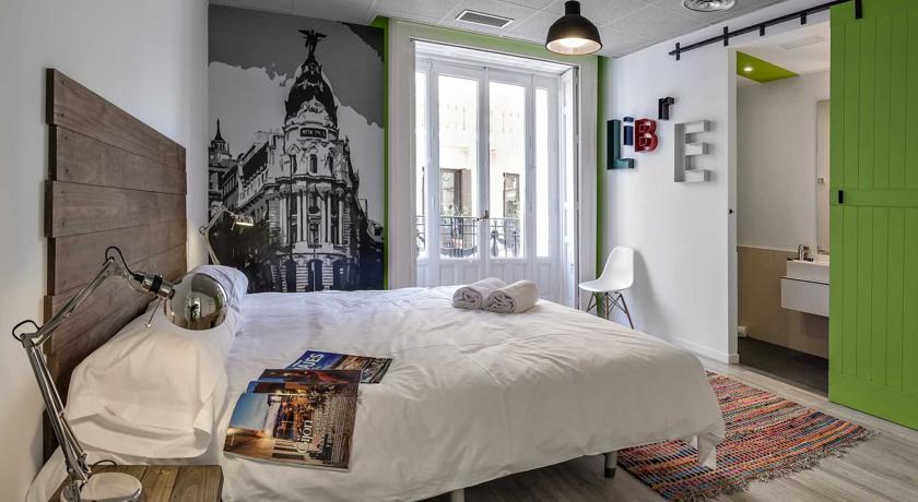U Hostels in Madrid