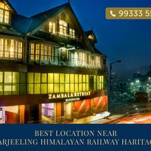 Udaan Hotel Zambala Retreat in Darjeeling