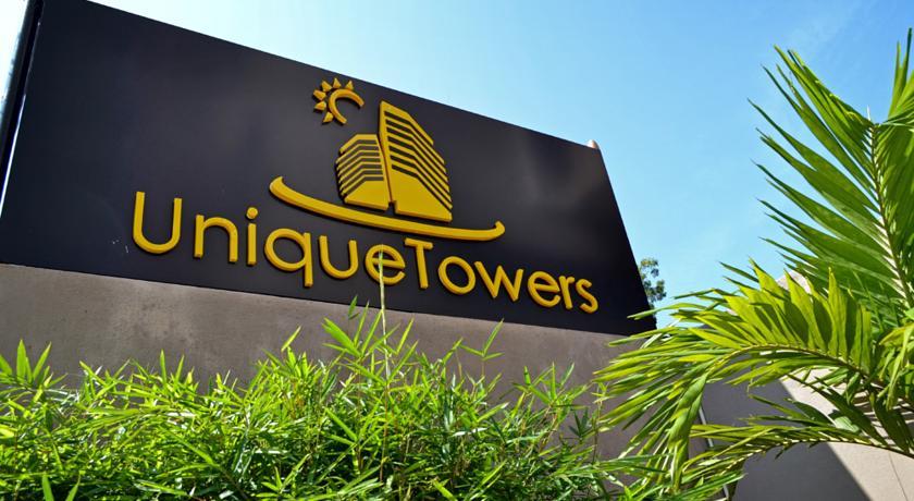 Unique Towers Luxury Boutique Suites in Talawatugoda