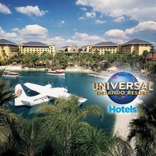 Universal's Loews Royal Pacific Resort in Orlando