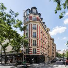 Urban Bivouac Hotel in Paris