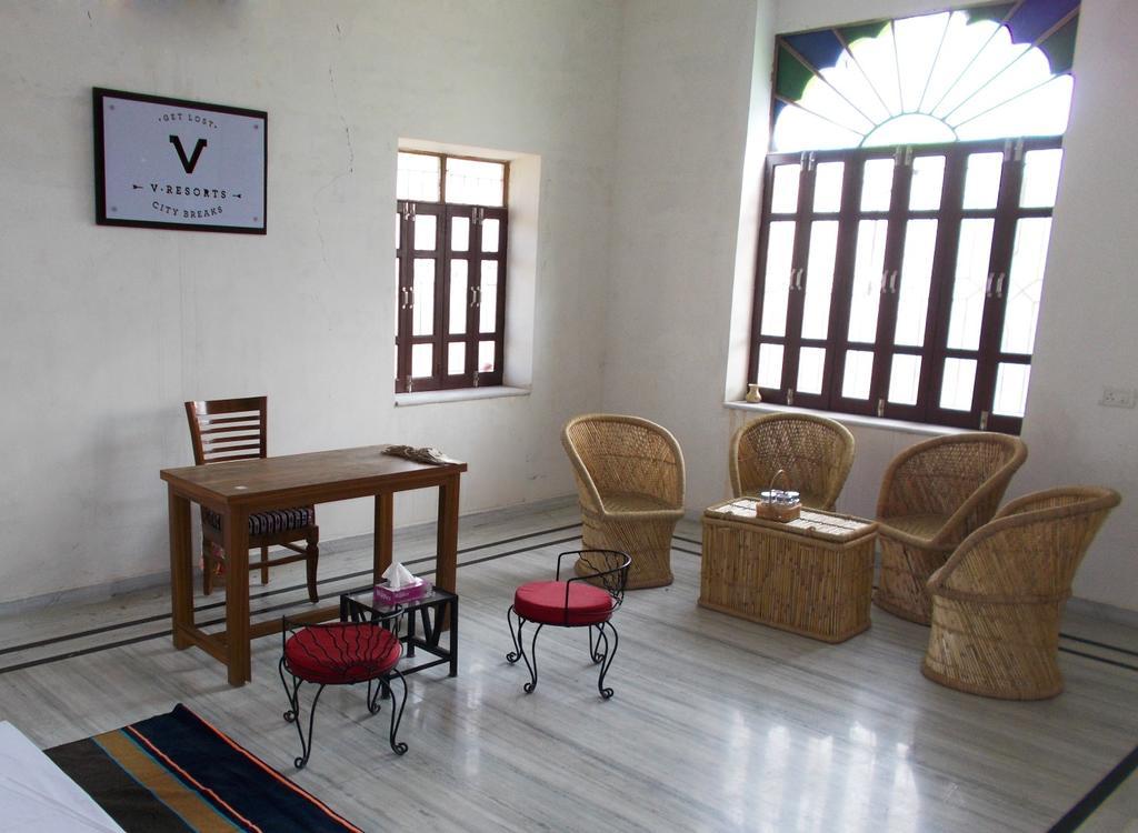 V Resorts Ganthiya in Basni Belima