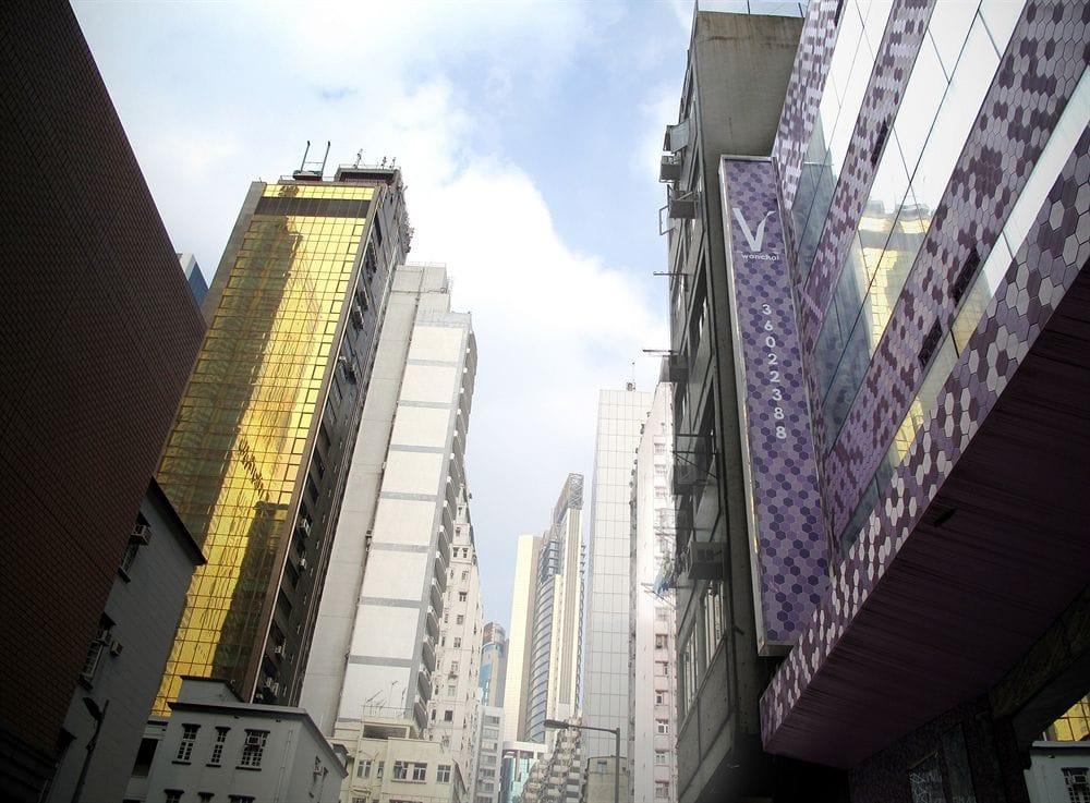 V Wanchai in Kowloon