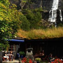 Vassbakken Kro og Camping in Skjolden