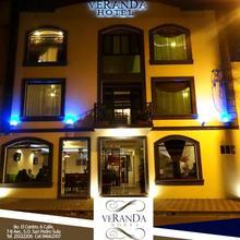 Veranda Hotel in San Pedro Sula