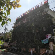 Vertical Garden Hostel in Mysore