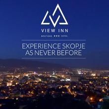 View Inn Boutique Hotel in Skopje