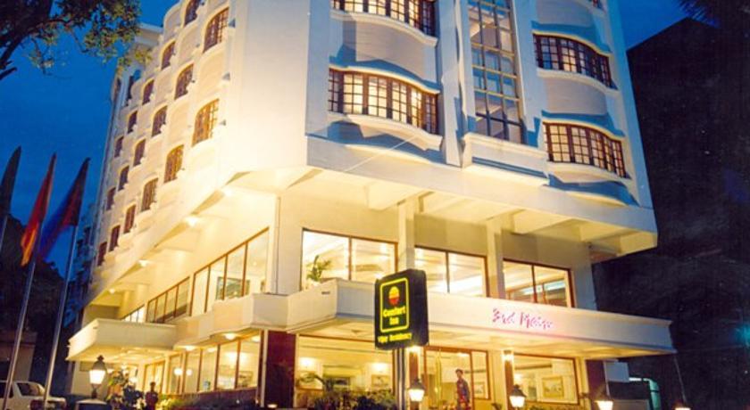 Comfort Inn Vijay Residency in Nayandahalli