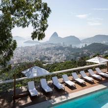 Vila Santa Teresa in Rio De Janeiro