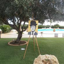 Villa Alisia in Agrigento