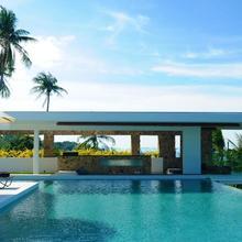 Villa Blue View in Ban Bang Po