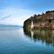 Villa Celus in Ohrid