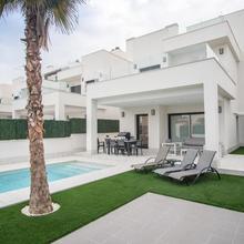 Villa Deluxe La Marina Beach in Alacant