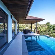 Villa Gaw Sawan in Lipa Noi