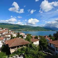 Villa Lollobrigida in Ohrid