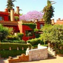 Villa Montana in Morelia