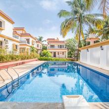 Villa With A Pool In Vagator, Goa, By Guesthouser 67030 in Anjuna
