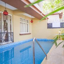 Villa With A Private Pool In Goa, By Guesthouser 56316 in Pilerne
