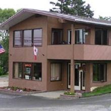 Voyageur Motel in Yarmouth