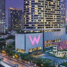 W Bangkok Hotel in Bangkok