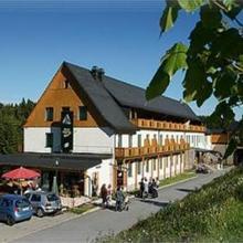 Waldhotel Vogtland in Bublava
