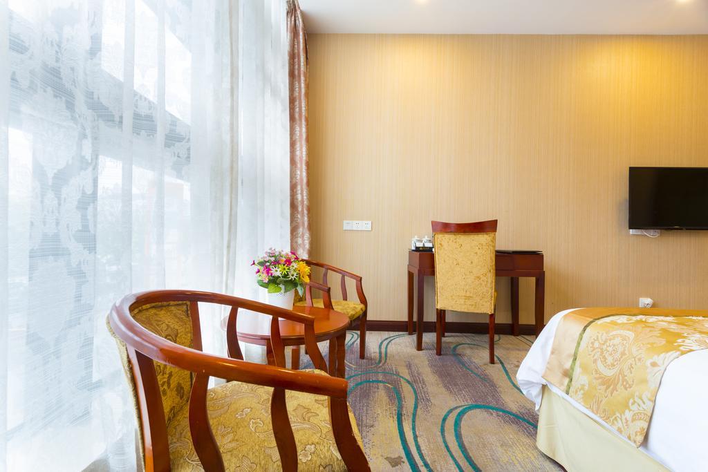 Wan Xin Hui Xuan Hotel in Shanghai