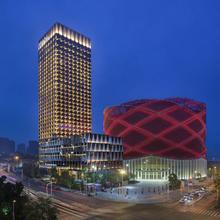 Wanda Reign Wuhan in Wuhan