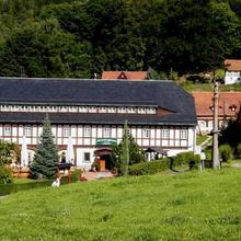 Wanderhotel Sonnebergbaude in Rumburk