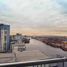 Waterfront West End Apartment in Glasgow