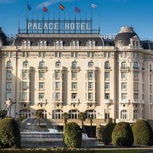 Westin Palace Hotel in Madrid