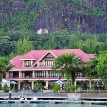 Wharf Hotel and Marina in Mahe