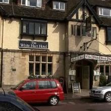 White Hart Hotel in Fairford